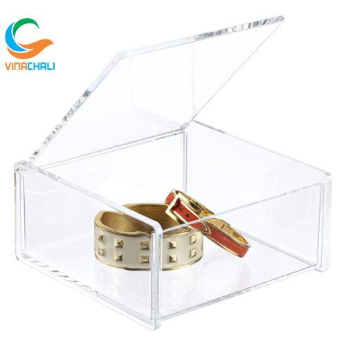 hộp mica đựng đồ trang sức