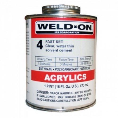 Keo dán mica weld-On 4