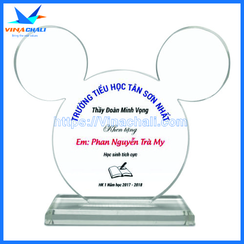 Kỷ niệm chương chuột Mickey 3